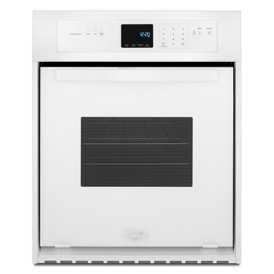 Whirlpool 3.1 Cu. Ft. Single Wall Oven with High-Heat Self-Cleaning System