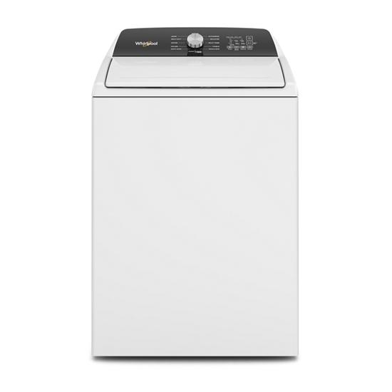 4.5 Cu. Ft. Top Load Agitator Washer with Built-In Faucet