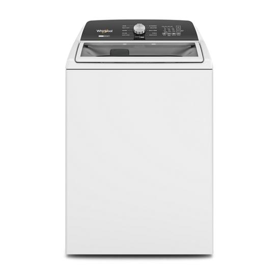 Whirlpool 4.7-4.8 Cu. Ft. Capacity Top Load Washer with Removable Agitator