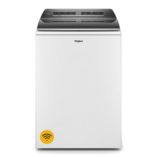 Whirlpool 5.3 cu. ft. Smart Top Load Washer