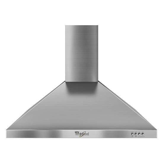 Whirlpool Gold® 30-inch Vented 300-CFM Wall-Mount Canopy Hood