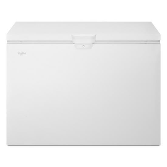 Whirlpool 15 cu. ft. Chest Freezer with Large Storage Baskets