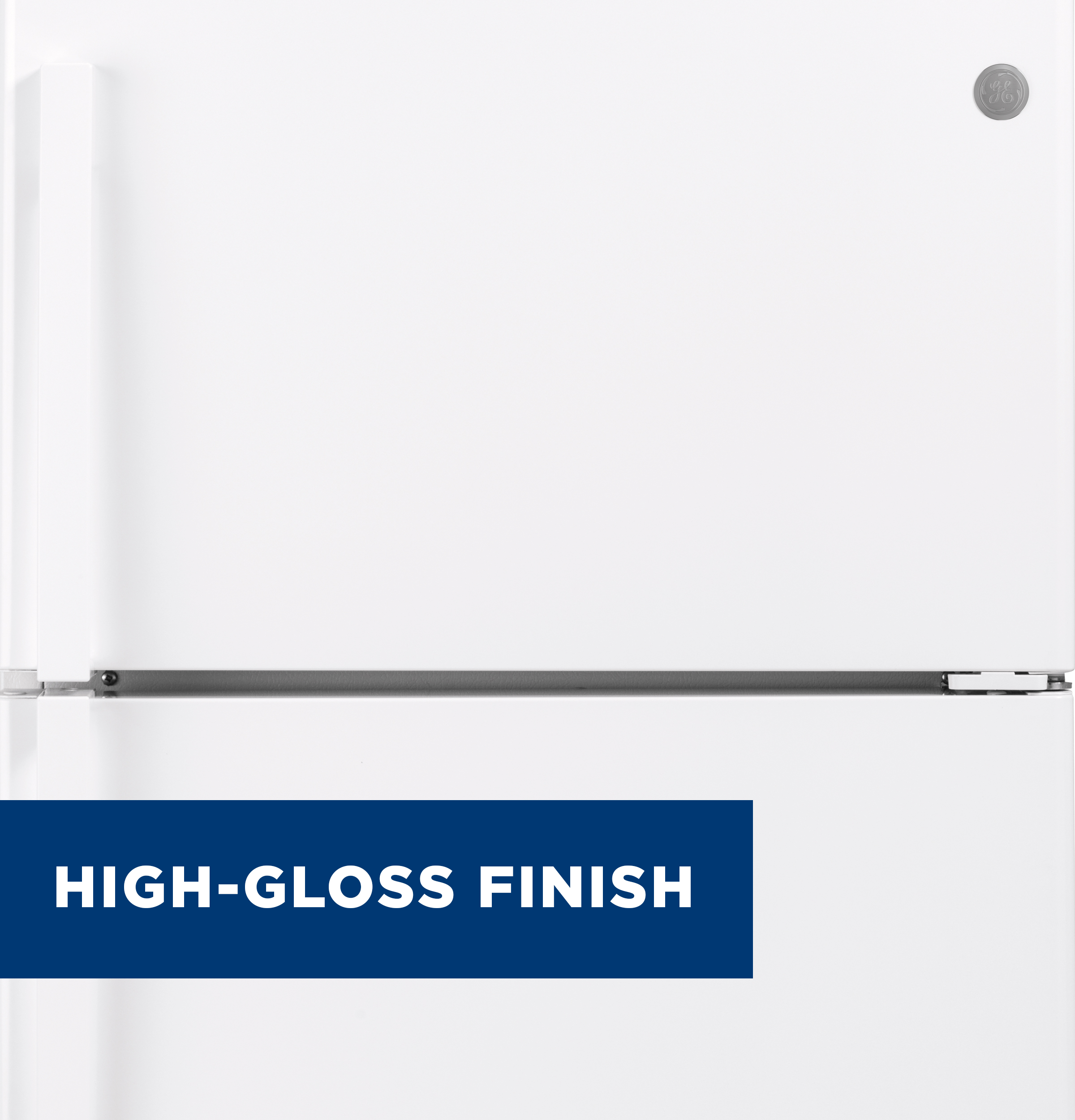 Model: GTS19KGNRWW | GE GE® 19.2 Cu. Ft. Top-Freezer Refrigerator