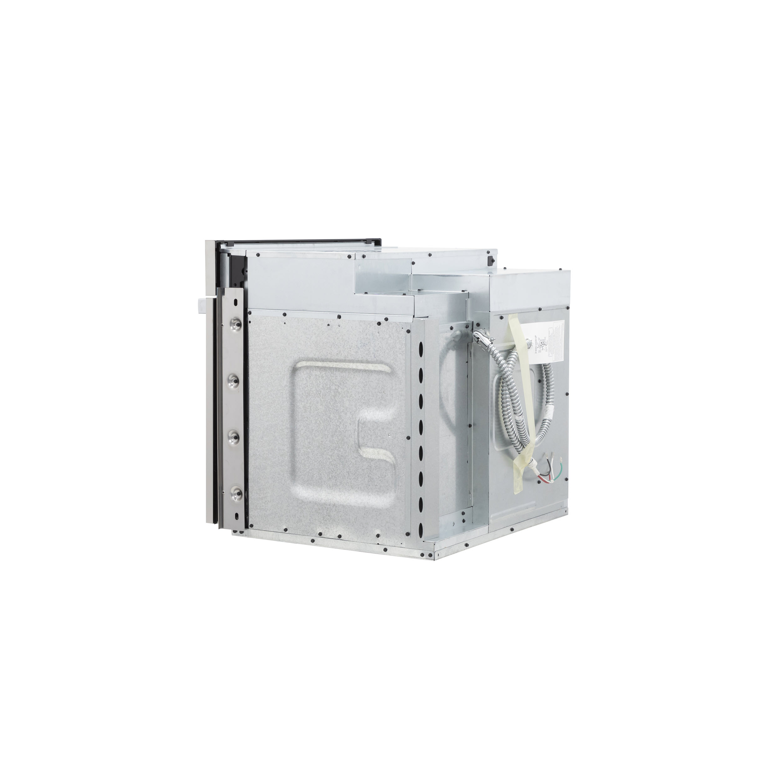 """Model: JTS5000SNSS   GE GE® 30"""" Smart Built-In Self-Clean Convection Single Wall Oven with Never Scrub Racks"""