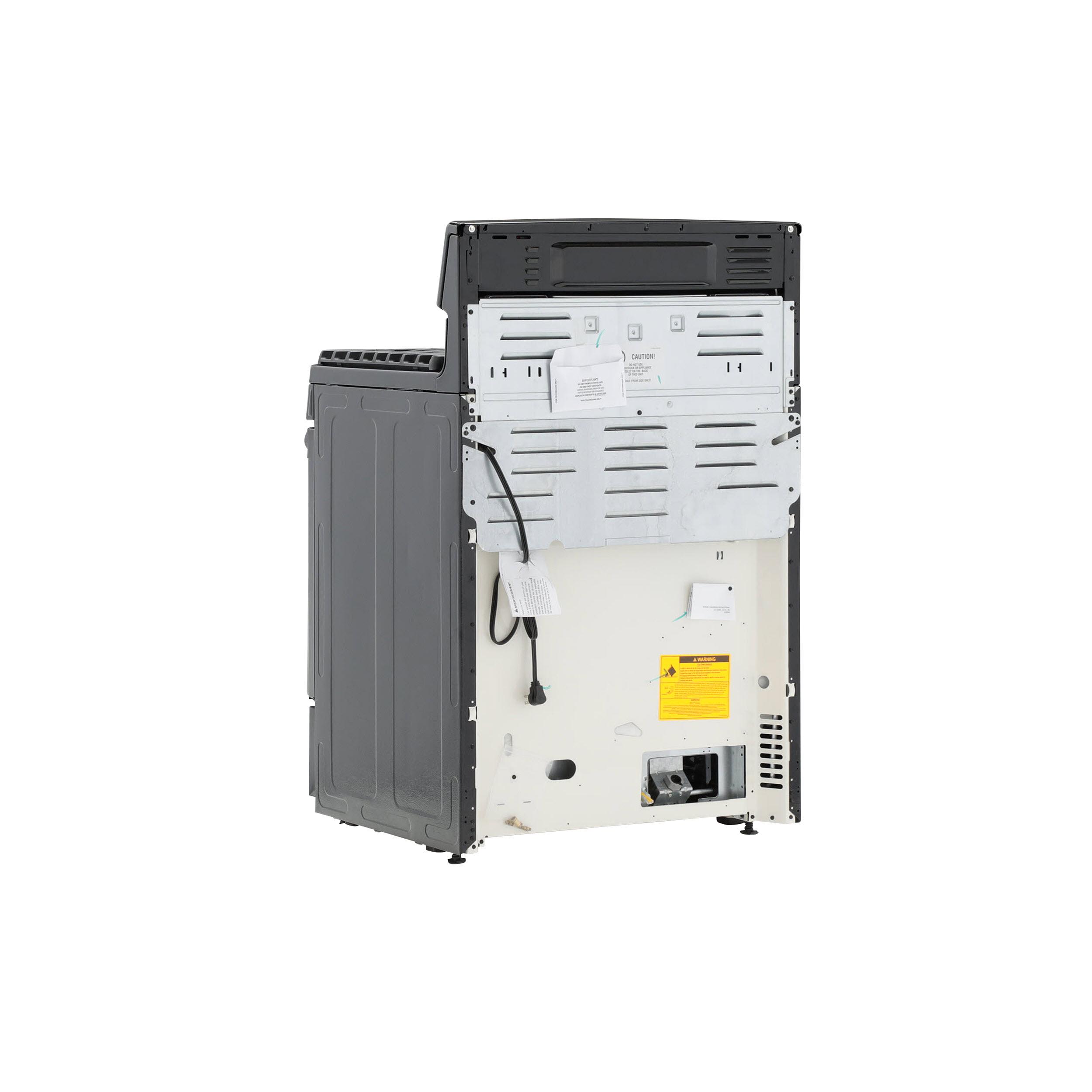 """Model: JGBS66DEKBB   GE GE® 30"""" Free-Standing Gas Range"""