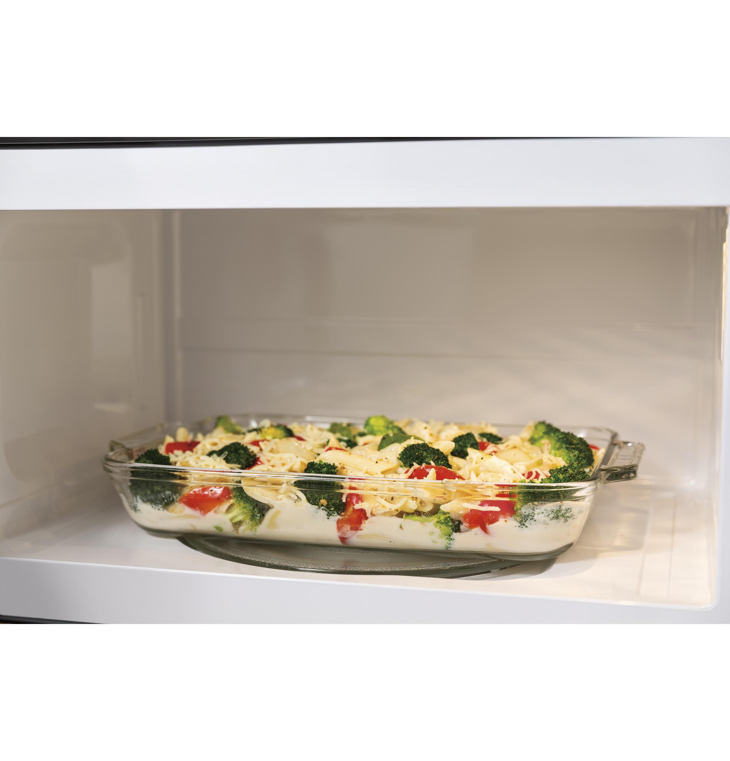 Model: JVM6172SKSS | GE GE® 1.7 Cu. Ft. Over-the-Range Microwave Oven