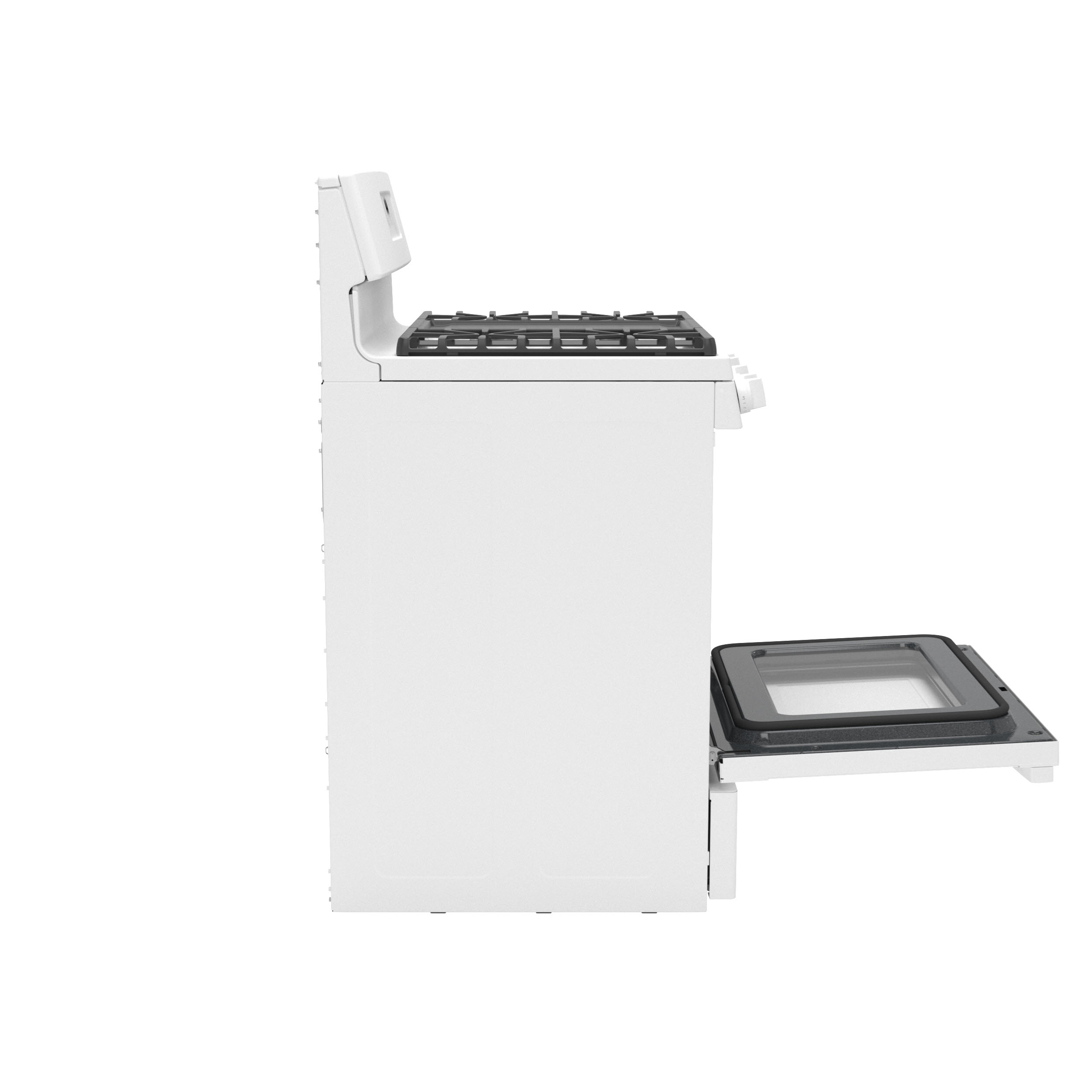 "Model: JGB660DPWW | GE GE® 30"" Free-Standing Gas Range"