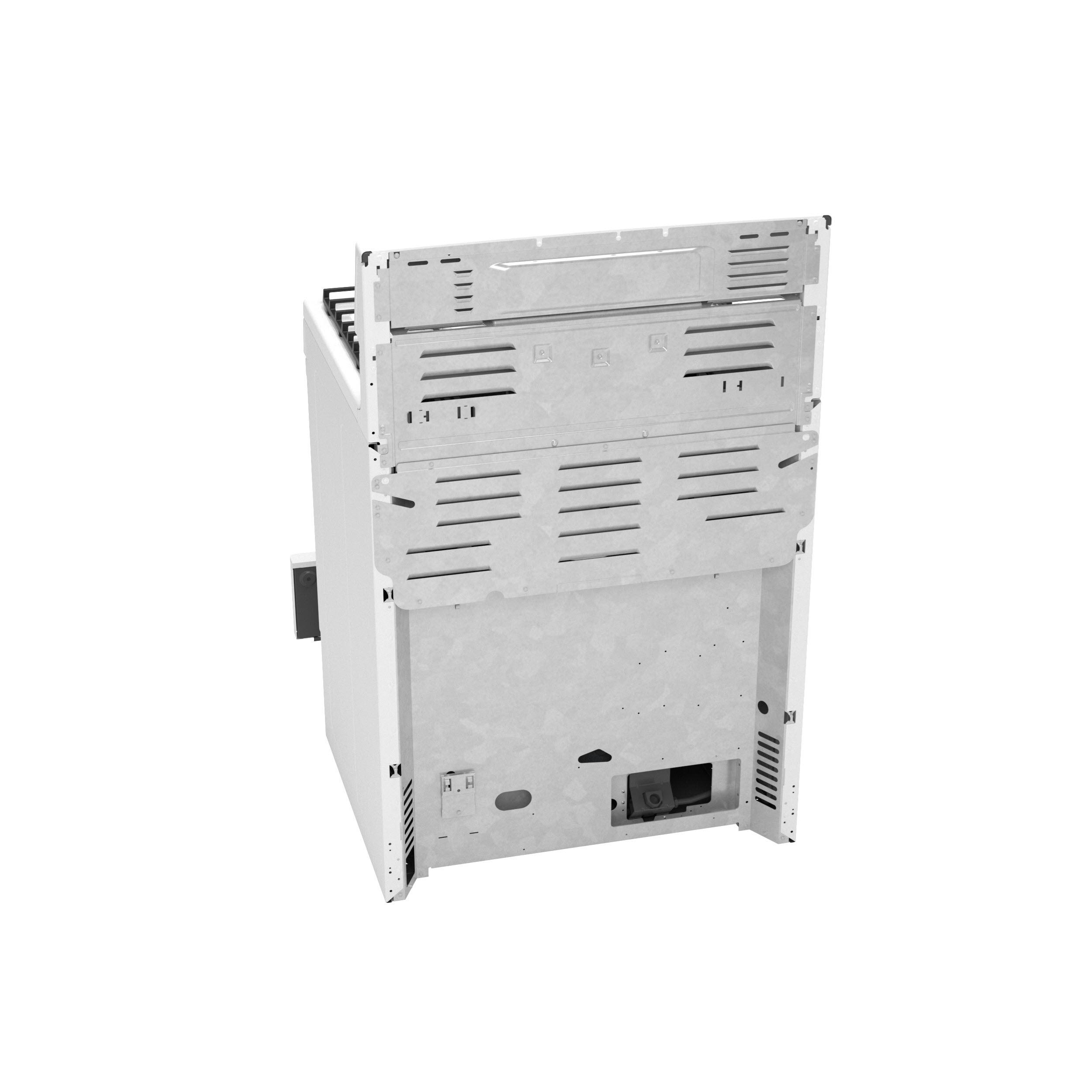 "Model: JGBS61DPWW | GE GE® 30"" Free-Standing Gas Range"