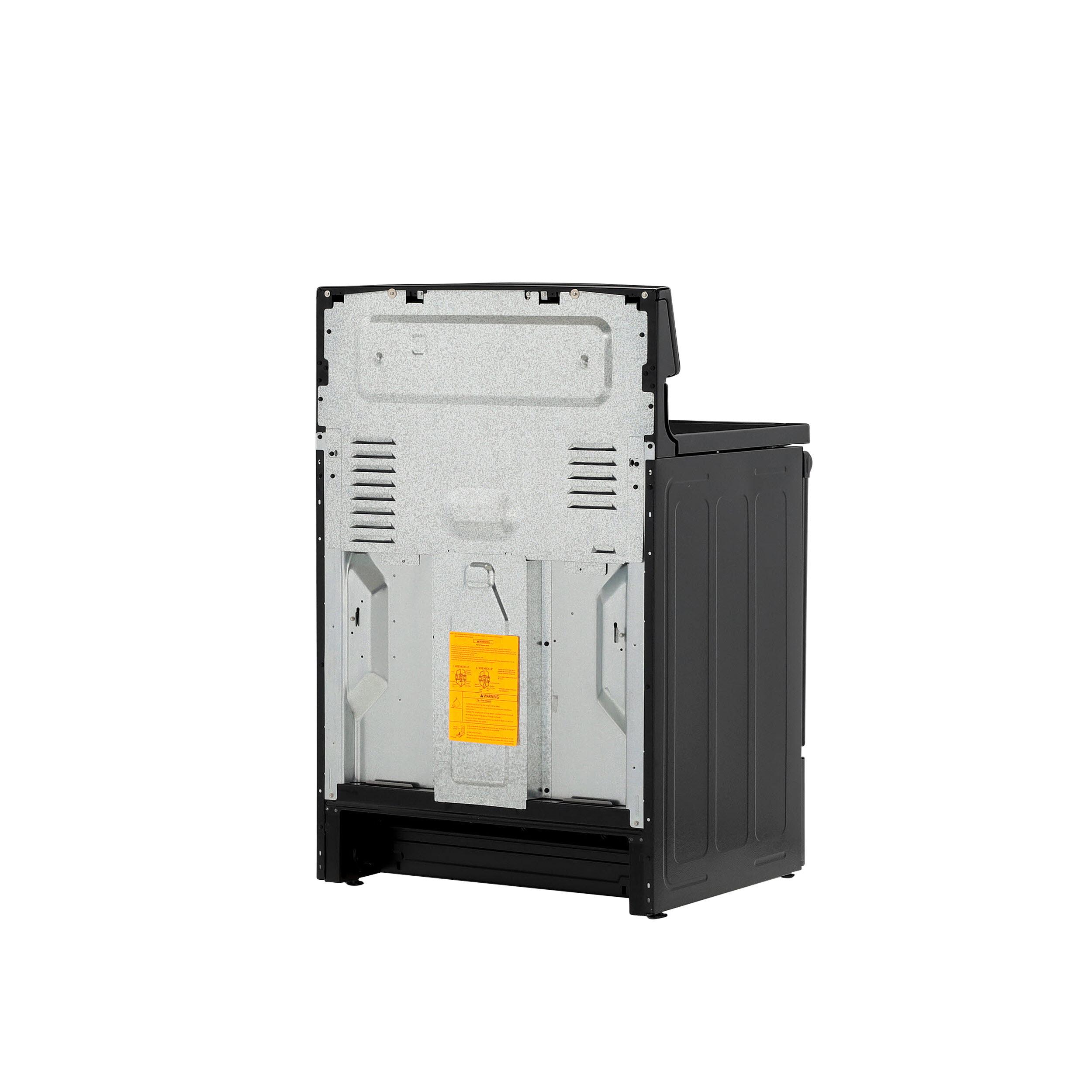"Model: JB645DKBB   GE GE® 30"" Free-Standing Electric Range"