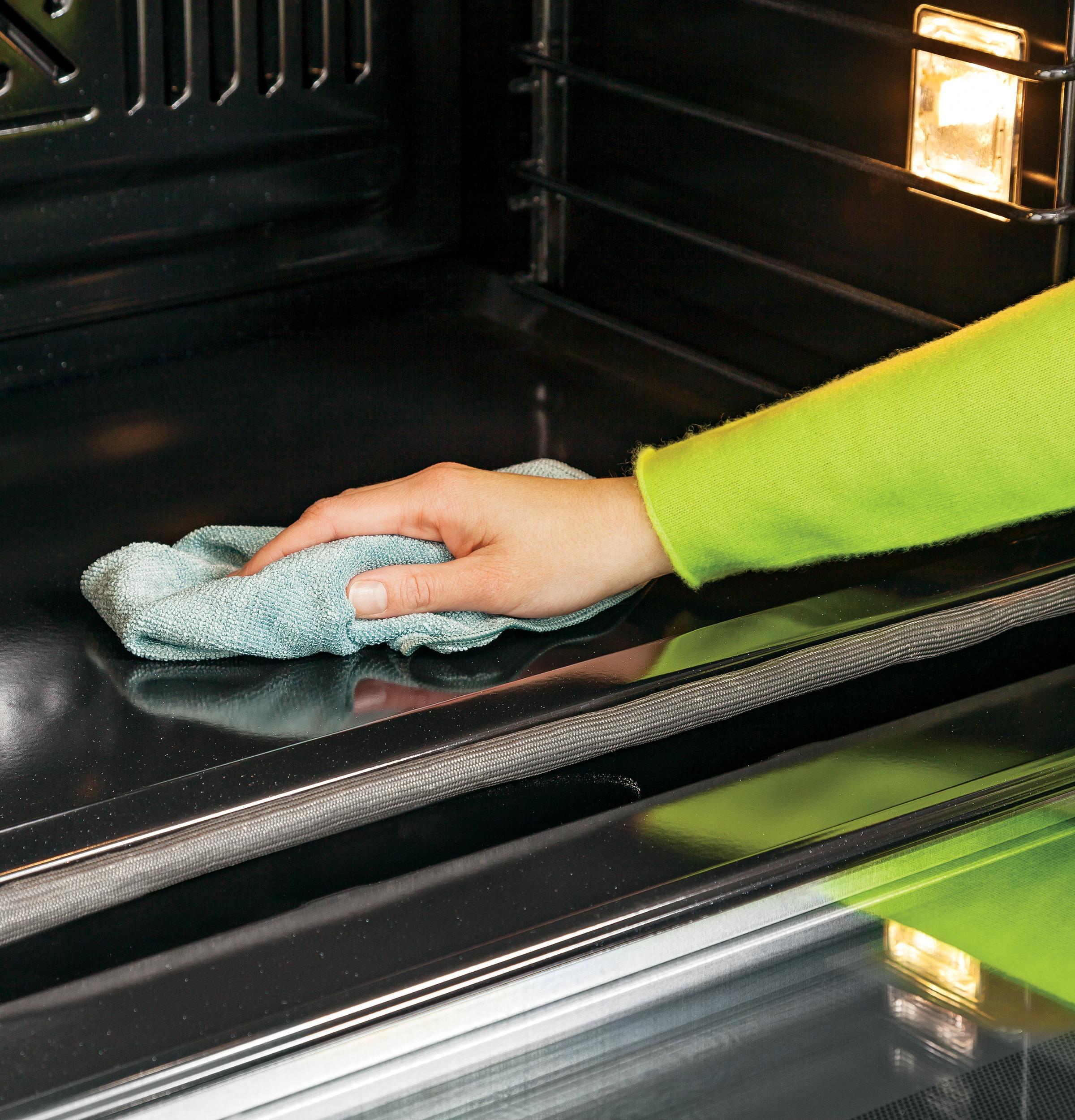 "Model: JK3800DHWW | GE GE® 27"" Built-In Combination Microwave/Oven"