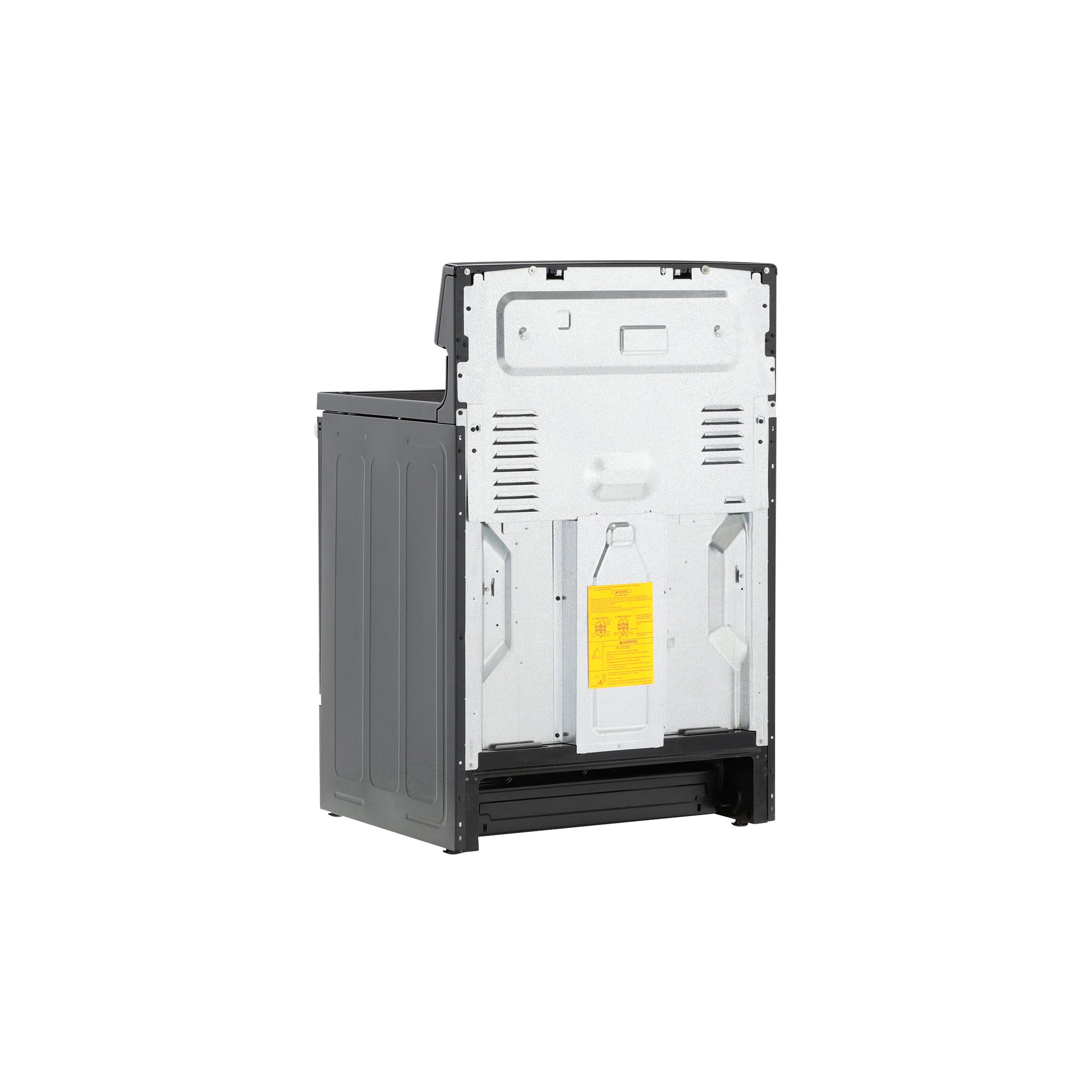 "Model: JB645RKSS   GE GE® 30"" Free-Standing Electric Range"