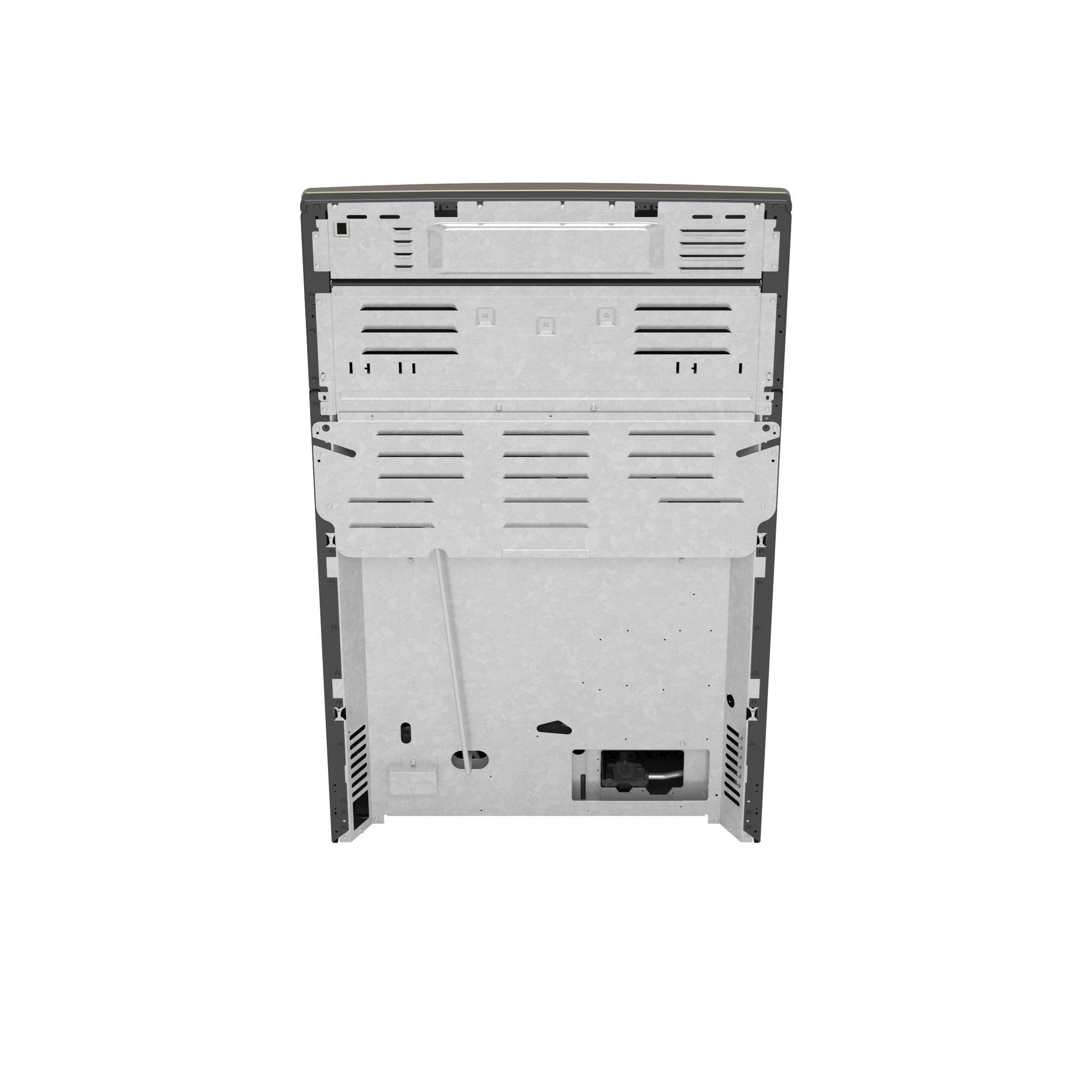 """Model: JGB660EPES   GE GE® 30"""" Free-Standing Gas Range"""