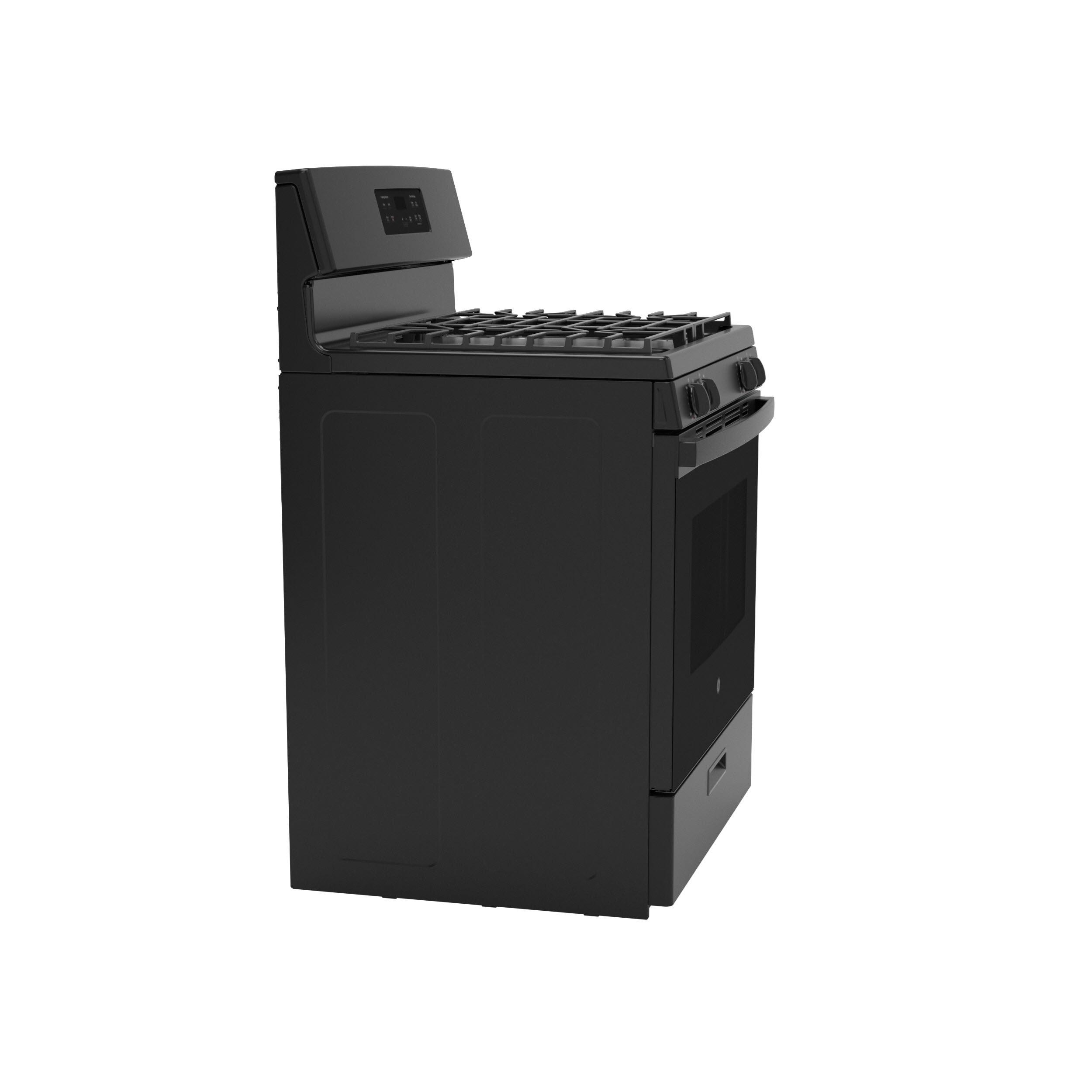 """Model: JGBS61DPBB   GE GE® 30"""" Free-Standing Gas Range"""