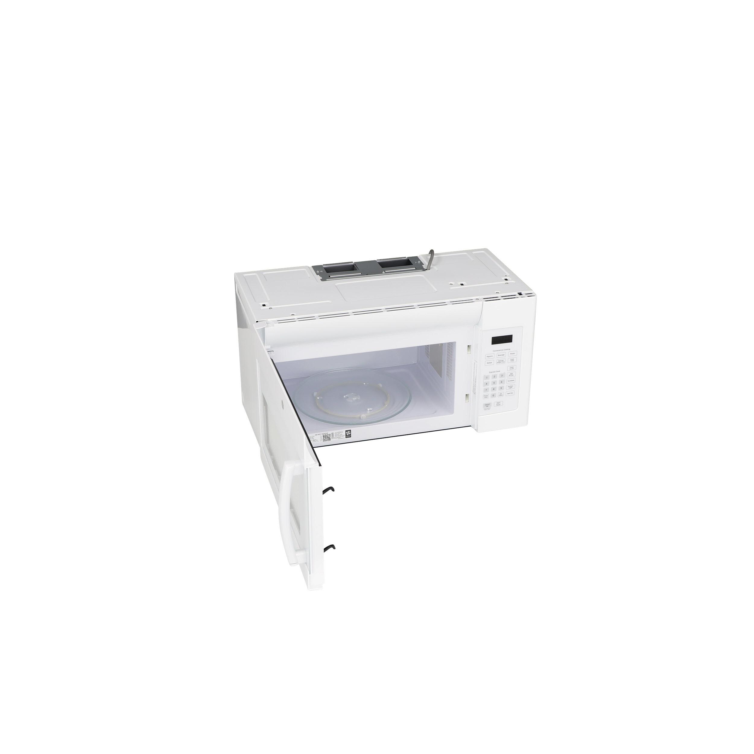 Model: JVM3160DFWW | GE GE® 1.6 Cu. Ft. Over-the-Range Microwave Oven