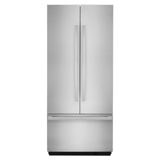 "Model: JF36NXFXDE   Jenn-Air 36"" Built-In French Door Refrigerator"