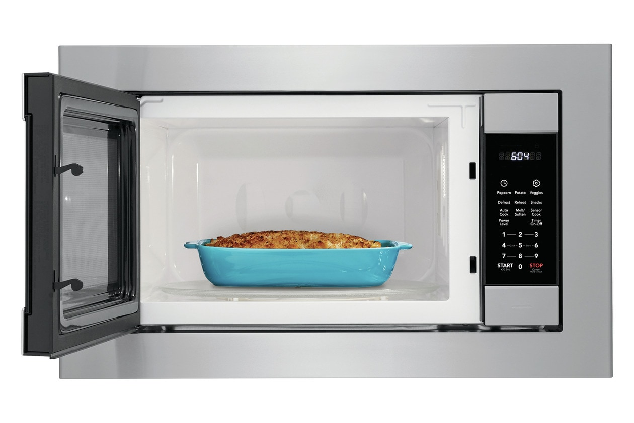 Model: FGMO226NUF   Frigidaire Gallery 2.2 Cu. Ft. Built-In Microwave