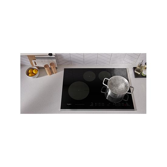 Model: WCI55US0JS   Whirlpool 30-Inch Induction Cooktop