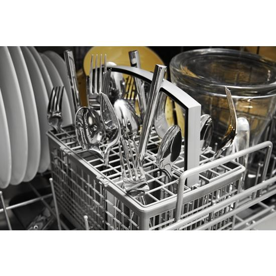 Model: WDF550SAHS | Whirlpool Quiet Dishwasher with Stainless Steel Tub