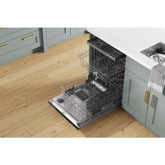 Model: WDT750SAKZ | Whirlpool Large Capacity Dishwasher with 3rd Rack