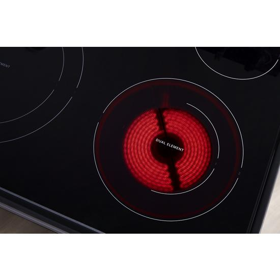 Model: WFE550S0LZ | Whirlpool 5.3 Cu. Ft. Whirlpool® Electric 5-in-1 Air Fry Oven