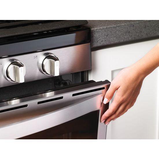 Model: WFG775H0HZ | Whirlpool 5.8 cu. ft. Freestanding Gas Range with Frozen Bake™ Technology