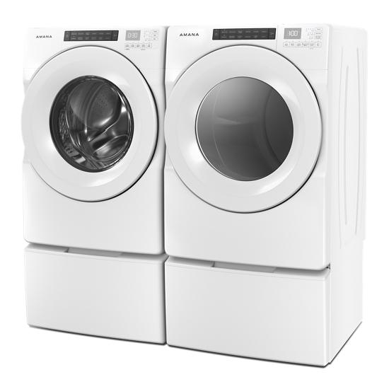 """Model: WFP2715HW   Whirlpool 15.5"""" Pedestal for Front Load Washer and Dryer with Storage"""