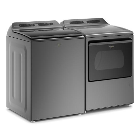 Model: WGD5100HC   Whirlpool 7.4 cu. ft. Top Load Gas Dryer with Intuitive Controls