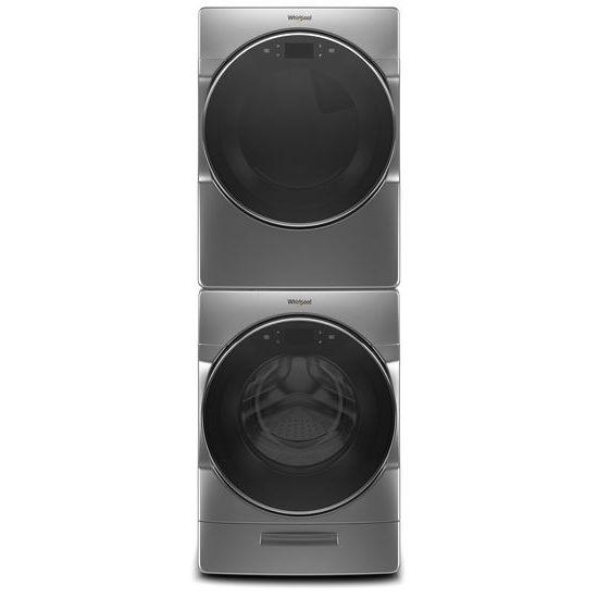 Model: WGD9620HC | Whirlpool 7.4 cu. ft. Smart Front Load Gas Dryer