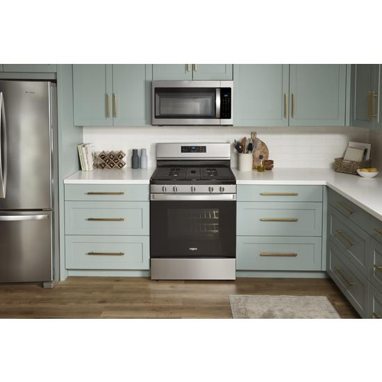 Model: WMH32519HZ   Whirlpool 1.9 cu. ft. Capacity Steam Microwave with Sensor Cooking