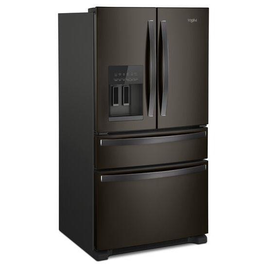 Model: WRX735SDHV   Whirlpool 36-Inch Wide French Door Refrigerator - 25 cu. ft.