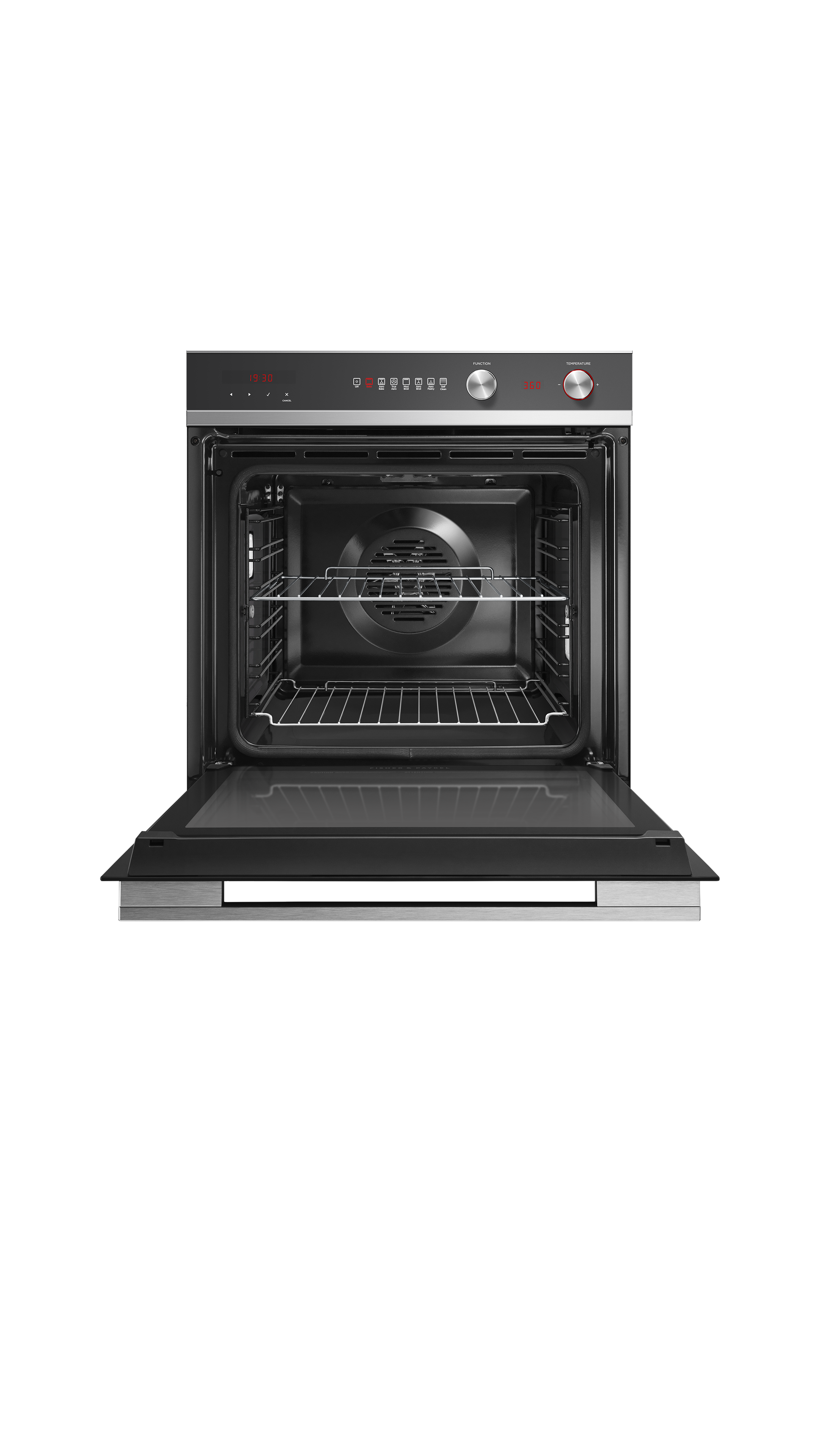 """Fisher and Paykel Oven,  24"""", 7 Function, Self-cleaning"""