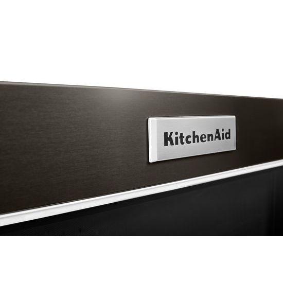 Model: KMLS311HBS | KitchenAid 1000-Watt Low Profile Microwave Hood Combination with PrintShield™ Finish
