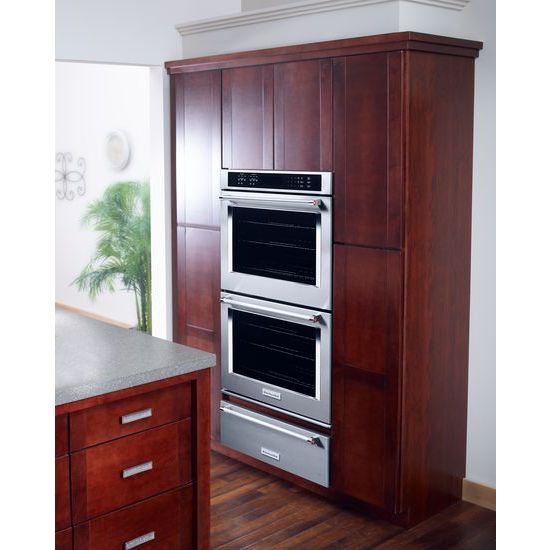 Model: KOWT100ESS   KitchenAid 30'' Slow Cook Warming Drawer