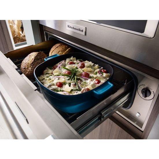 Model: KOWT107ESS   KitchenAid 27'' Slow Cook Warming Drawer