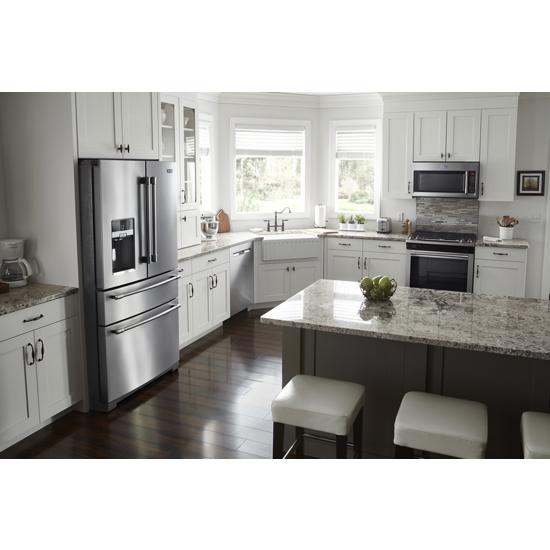 Model: MMV6190FZ | Maytag Over-The-Range Microwave With Convection Mode - 1.9 Cu. Ft.