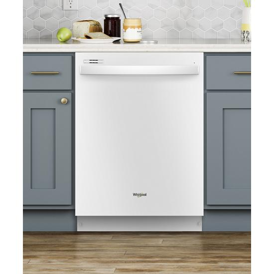 Model: WDT710PAHW   Whirlpool Dishwasher with Sensor Cycle