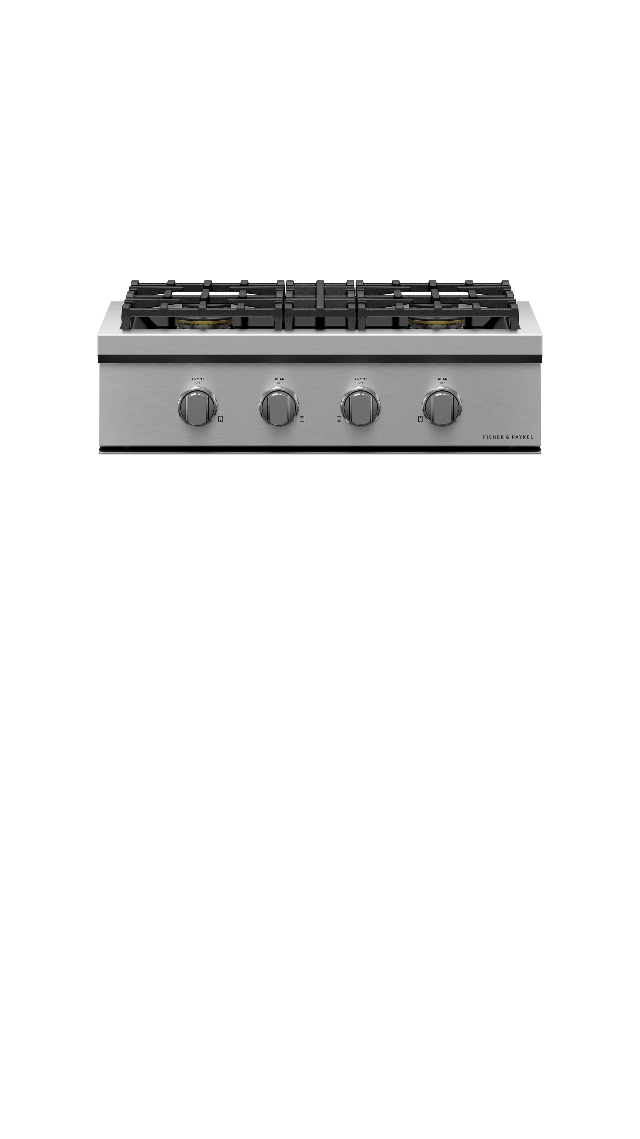 """Fisher and Paykel Gas Rangetop, 30"""""""