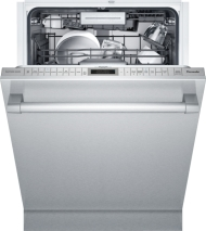 Model: DWHD860RFP | PROFESSIONAL HANDLE AND FULLY FLUSH STAINLESS STEEL PANEL STAR-SAPPHIRE DISHWASHER