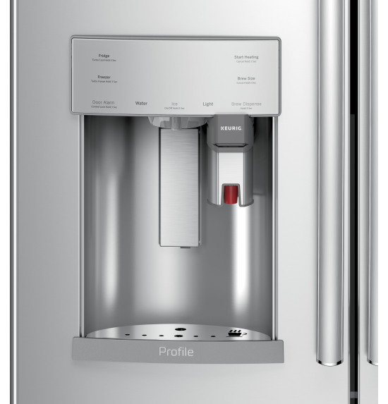 GE Profile™ Series ENERGY STAR® 27.8 Cu. Ft. French-Door Refrigerator