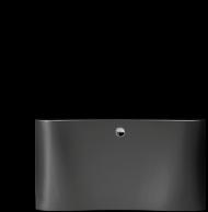 Luxury-Glide® Pedestal featuring Touch-2-Open™ Drawer