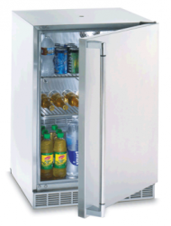 Outdoor Refrigerator & Beverage Dispenser