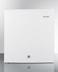Model: S19LWH | Compact refrigerator-freezer with front lock