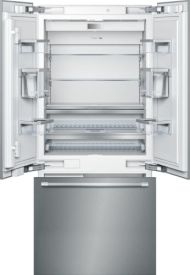 Model: T36BT920NS | 36 - INCH PRE-ASSEMBLED BUILT-IN BOTTOM-FREEZER WITH PROFESSIONAL HANDLES