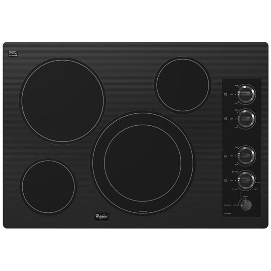 Gold® 30-inch Electric Ceramic Glass Cooktop with 12