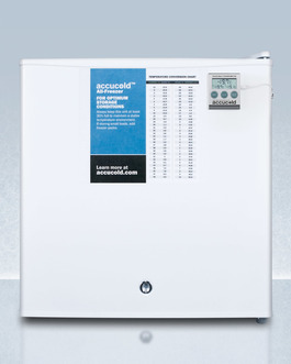 Includes a NIST calibrated thermometer with a current and high/low temperature readout