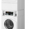 COMMERCIAL STACK WASHER/DRYER