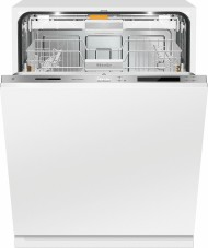 G6987SCVi Fully-integrated, full-size dishwasher with hidden control panel