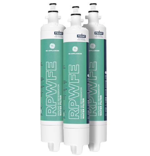 GE RPWFE REFRIGERATOR WATER FILTER-4 Pack