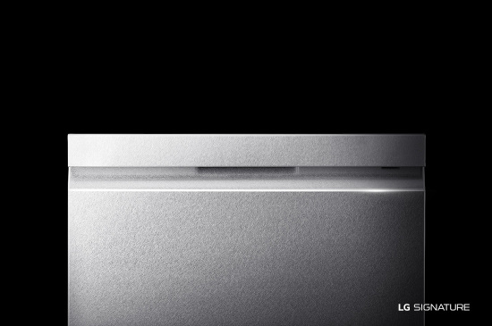 LG SIGNATURE Top Control Smart wi-fi Enabled Dishwasher with QuadWash™