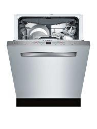 "Bosch 500 Series24"" Pocket Handle DishwasherSHP865WD5NStainless steel"